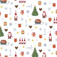 Tomten's Christmas ~ Lewis and Irene ~ Fun ~ Cream