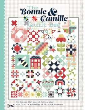 The Bonnie and Camille Quilt Bee Book ~ More coming soon