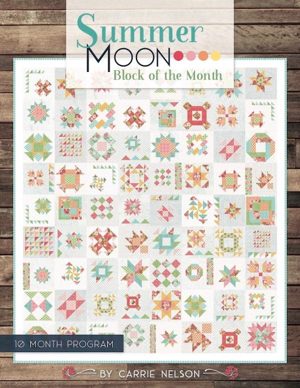 Summer Moon ~ Carrie Nelson ~ 10 month program