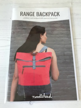 Range Backpack Pattern ~ Noodlehead