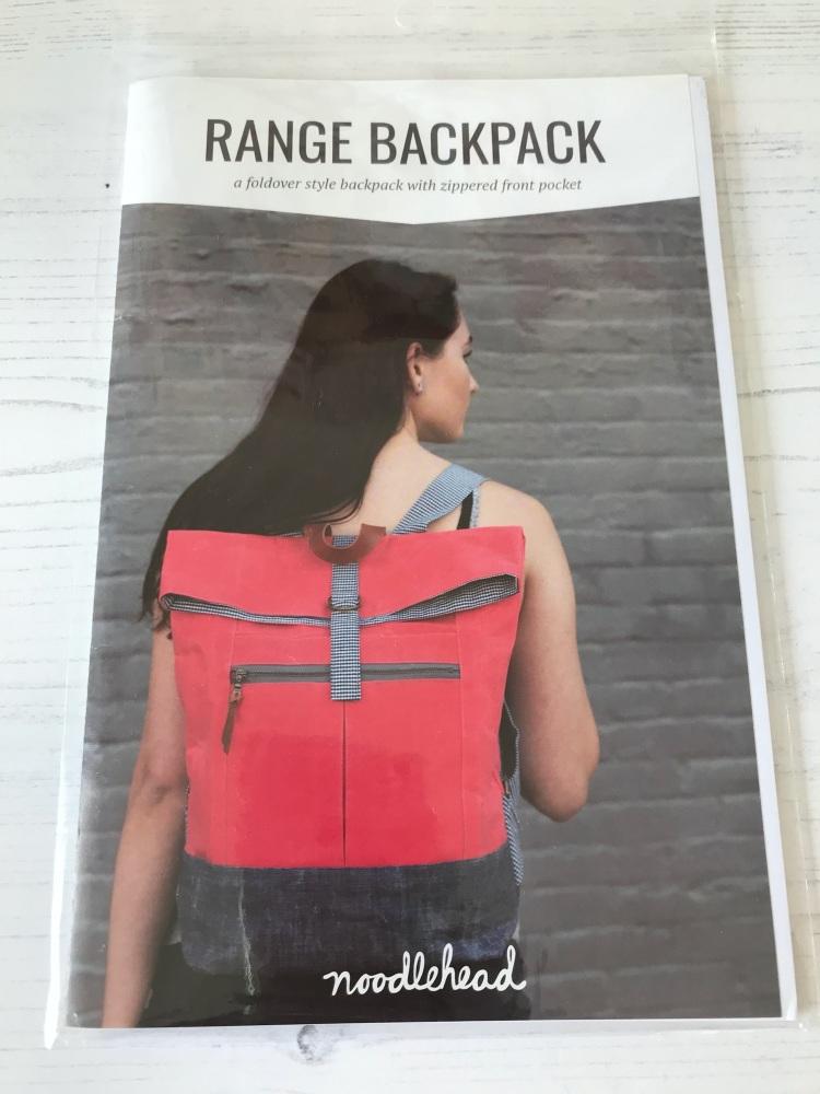 Range Backpack Pattern ~ Noodlehead
