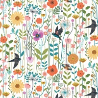 Aviary ~ Dashwood Studio ~ Meadow ~ White