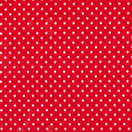Petite Basics ~ Sevenberry ~ Small Dots ~ Red