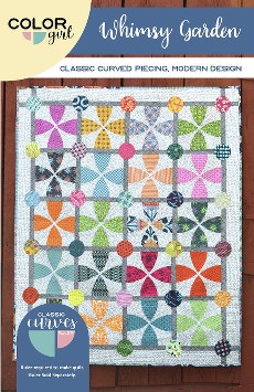 Whimsy Garden Quilt Pattern ~ Color Girl
