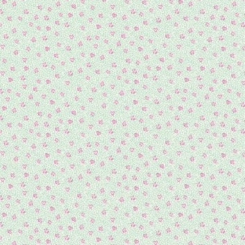 Deco  Dance ~ Liberty of London ~ Speckled Rose A