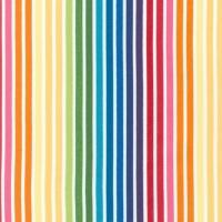 Remix ~ Robert Kaufman ~ Stripes ~ Bright