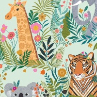 Our Planet ~ Dashwood Studio  ~ Animals ~ Mint