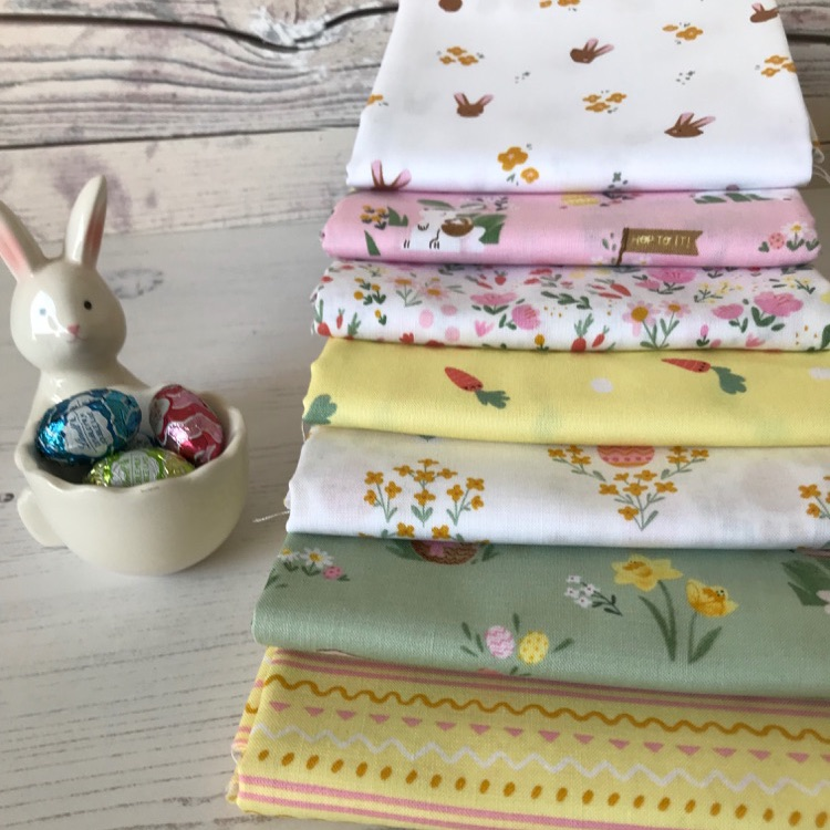 Easter Egg  Hunt ~ Riley Blake Designs