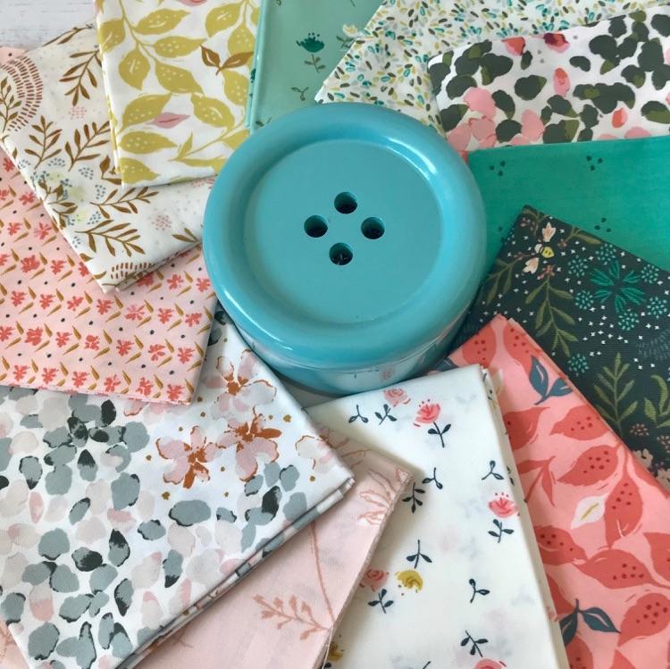 Velvet ~ Amy Sinibaldi ~ Art Gallery Fabrics