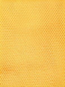 Lightweight Mesh Fabric ~ By Annie ~ Dandelion Yellow