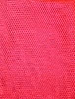 Lightweight Mesh Fabric ~ By Annie ~ Lipstick Pink