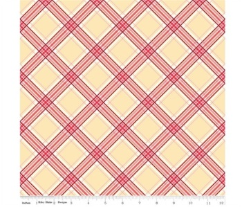 Notting Hill By Amy Smart ~ Riley Blake Designs ~ Plaid Yellow