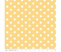 Notting Hill By Amy Smart ~ Riley Blake Designs ~ Dots Yellow
