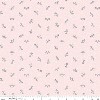 Notting Hill By Amy Smart ~ Riley Blake Designs ~ Union Jack ~ Pink