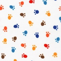 Whiskers and Tails ~ Robert Kaufman ~ Paw Print