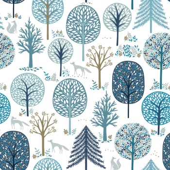 Starlit Hollow ~ Dashwood Studio ~ Trees