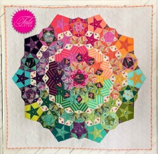 Tula Pink ~ Tula NovaPattern and Complete Paper Piece Pack