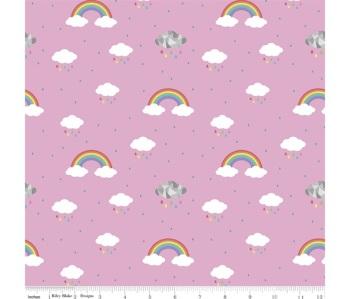Dream ~ In Colour ~ Pink ~ Kirsty Lea ~ Riley Blake Designs