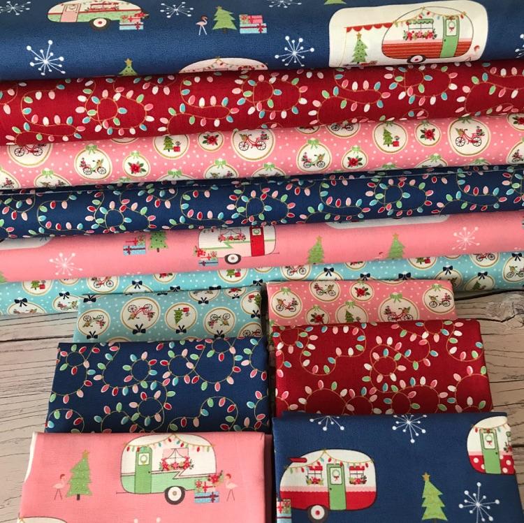 Christmas Adventure ~ Riley Blake Designs
