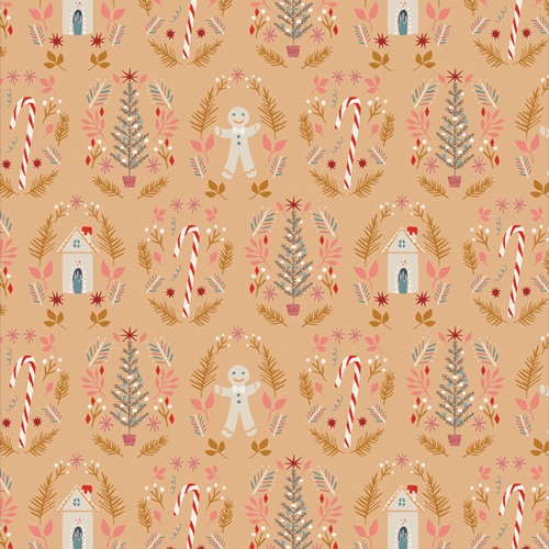 Cozy and Magical ~ Art Gallery Fabrics ~ Ginger Joy Sweet