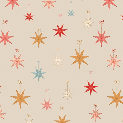 Cozy and Magical ~ Art Gallery Fabrics ~ Let It Glow