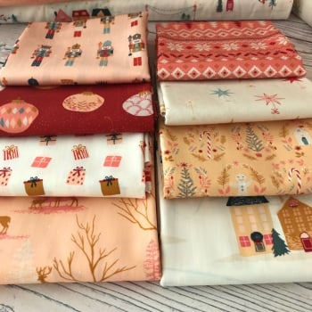 Cozy and Magical ~ Art Gallery Fabrics ~ Fat Quarter Bundle (8 in total)
