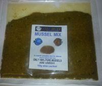 Discus/Tropical Mussel Mix 150g