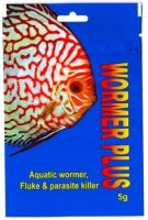 Kusuri Wormer Plus and Fluke Solve 5 gramms Save £3 on RRP