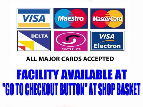 CARD PAYMENTS AVAILABLE