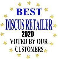 BEST DISCUS RETAILER 2020