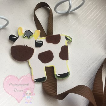 Bow Holder ~ Cow