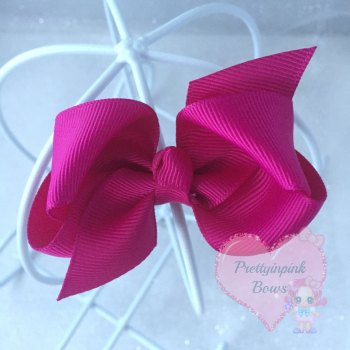 "3"" Boutique Bow ( Beauty )"