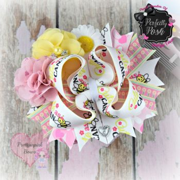 Pageant Bow - Cute As Can Bee