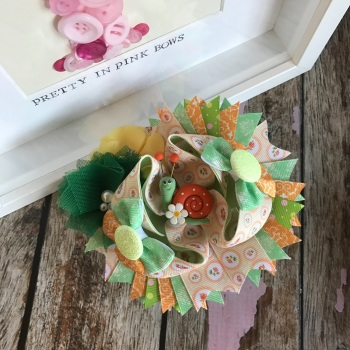 Pageant Bow - Sunday Snail