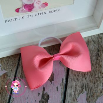 Large Minnie Bow - Watermelon ~ On Bobble