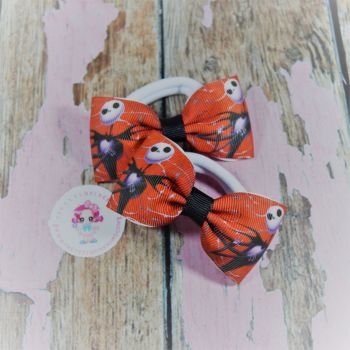 Minnie Bows - Night Before Christmas ~ on Bobbles