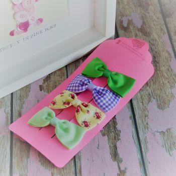 Medium Minnie bows starter set #2