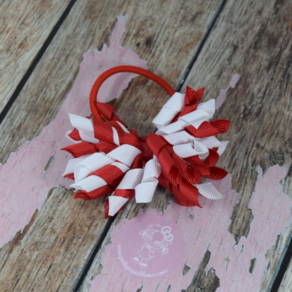 Short Korker - Red and White