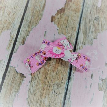 Tooth Fairy Minnie Bows (Pair)