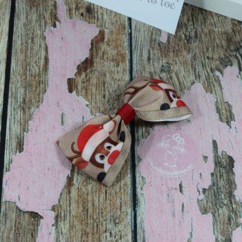 Minnie Bow Xmas Reindeer hat