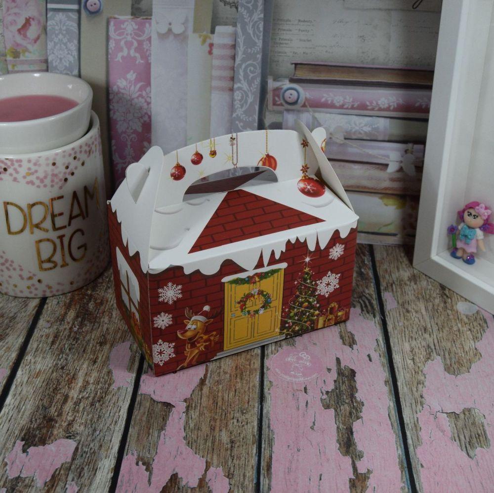 Christmas Bow Boxes