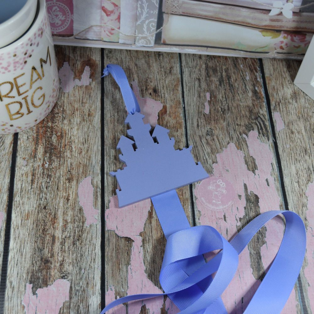 Starter Bow Holder lilac Castle