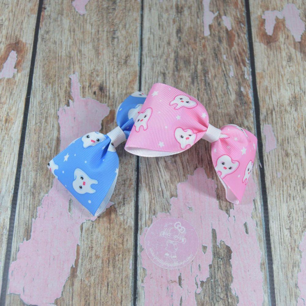Tooth Fairy Minnie Bows