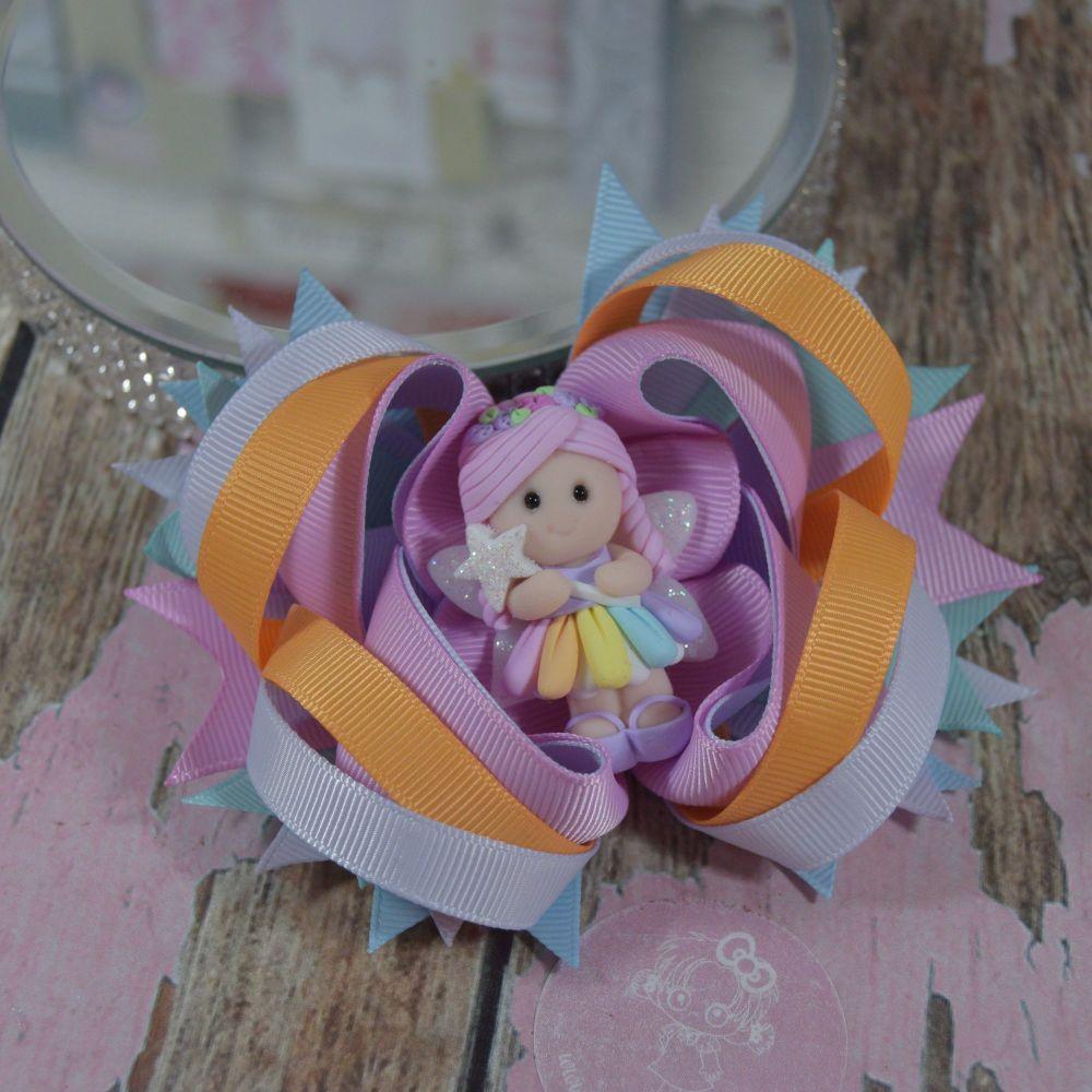 Tooth / Birthday Fairy Princess Bow Birthday Tooth Fairy