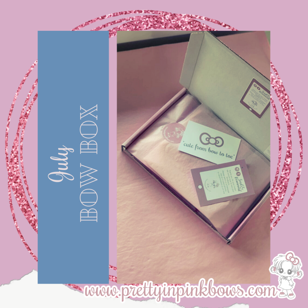 <!-- 000 -->July Bow Box