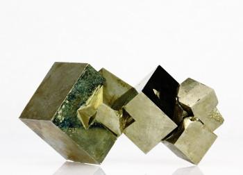 pyrite - cubic