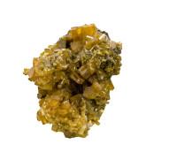 wulfenite - tetragonal