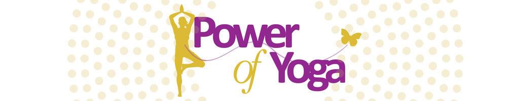 powerofyoga.net, site logo.