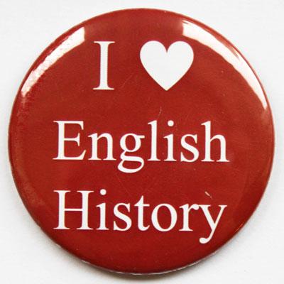 I Love English History