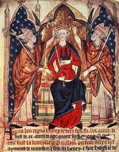 king henry iii